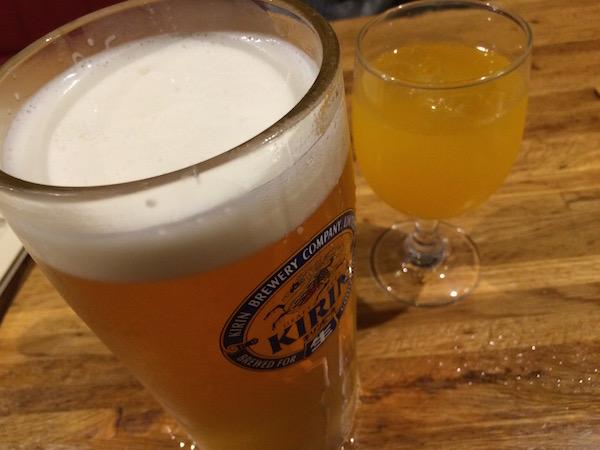 1Lのビールってなかなか見る機会がないです