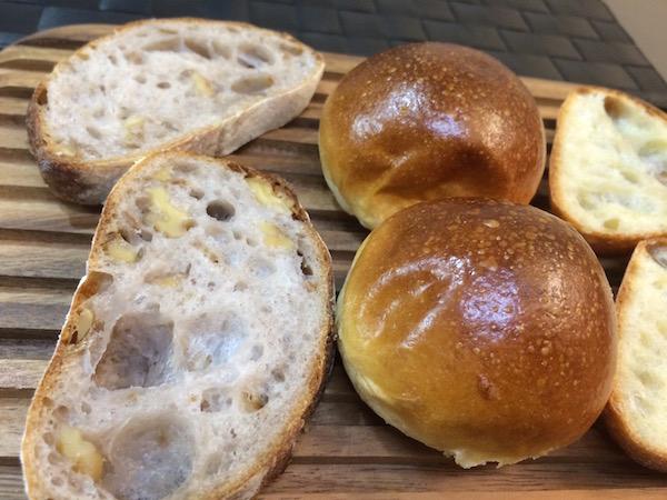 コロンのパンです