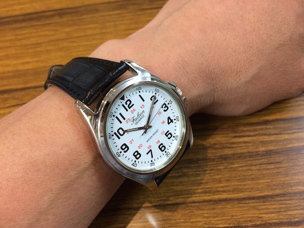 この時計、本体よりベルトの方が高いんだぜぇ〜w