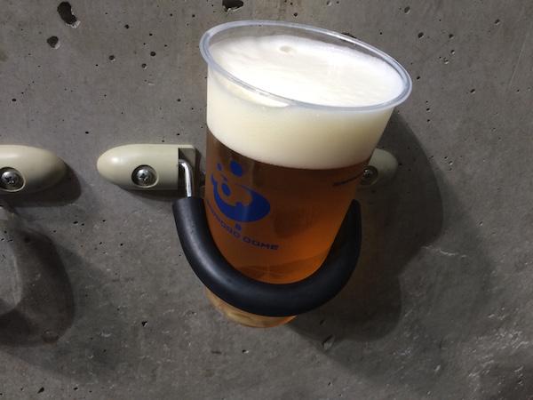 ビールがすすんじゃいます