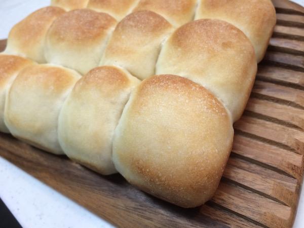 シンプルなパンが好きです