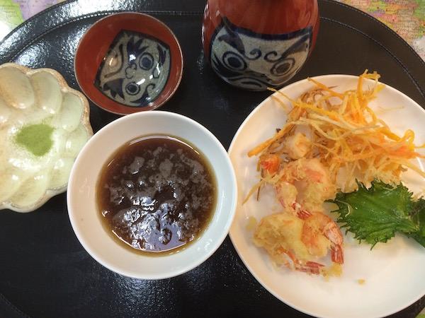 天ぷらはこれの倍は食べました〜