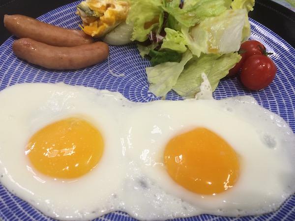 オイラの定番となった朝食その2