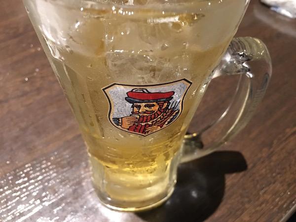 なぜかビールはダメな気がしてw