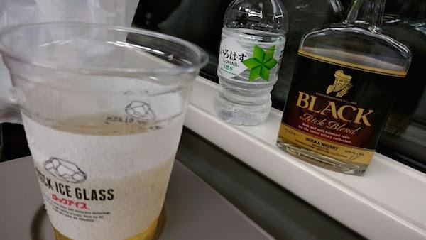 イツモノ列車内風景