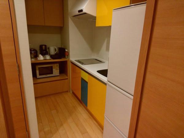 冷蔵庫も普通サイズだし