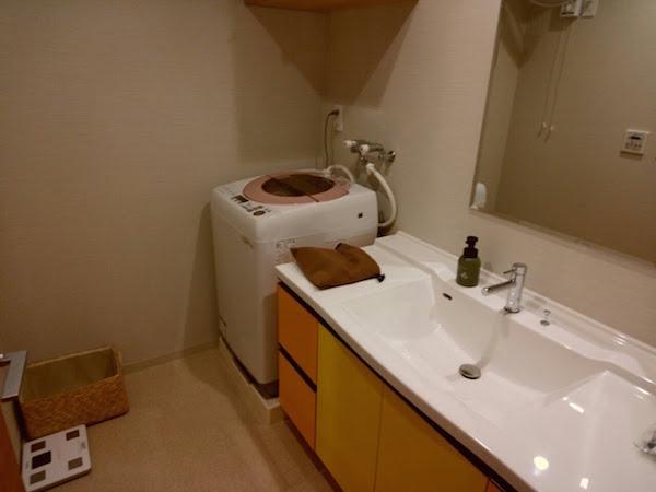 洗濯機まであるという