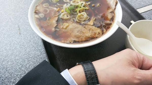 醤油チャーシュー美味いッス