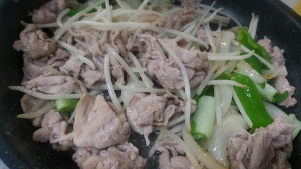 ベルのタレは野菜が美味しくなります