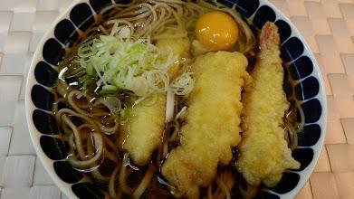 天ぷらはお惣菜コーナーで