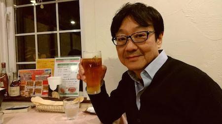 ビール → 白ワイン