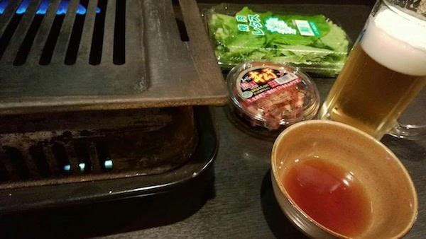野菜とキムチは持参しますw