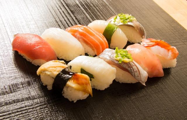 この写真の寿司より美味しかったです(たぶん)