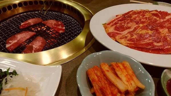焼肉食べたい